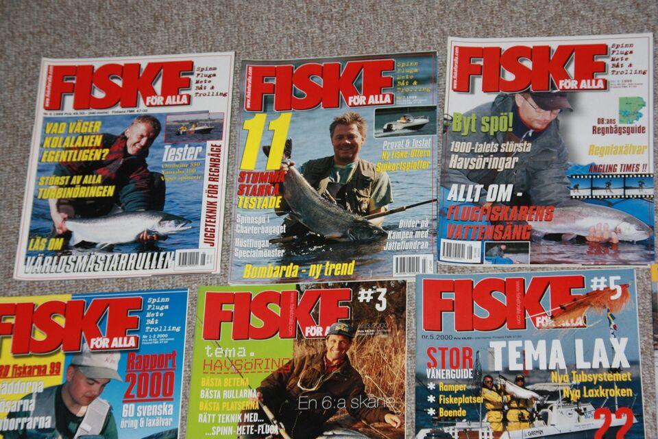 Fiskebøger, Fiske för Alla