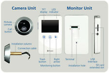 Swann DoorEye Camera SWHOM-DOOREC Door Bell Camera Door Cam Intercom inc VAT