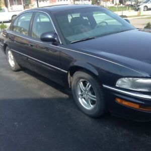 1998 BUICK PARKAVENUE ULTRA SUPERCHARGED EDITION