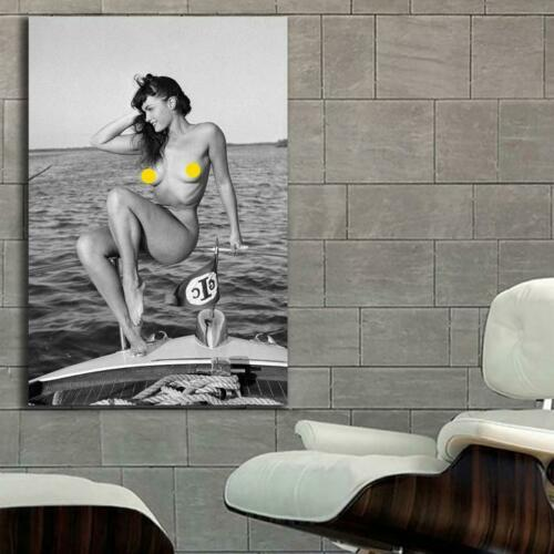 EB009 Bettie Page Pin Up Models Erotic Classic Hollywood
