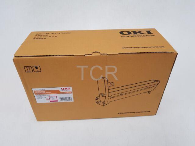 Genuine OKI C5100 C5300 Magenta Image Drum 42126610