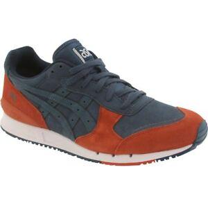 4fc43f011447 Asics Tiger Men s Gel-Classic Chili   Legion Blue Shoes H6HOL-2445 ...