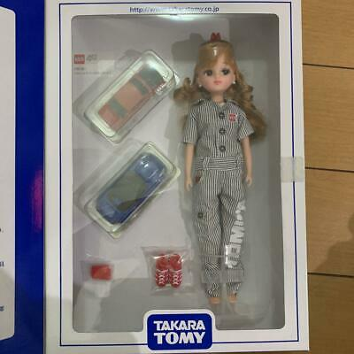 TAKARA TOMY LICCA CHAN SET NOVELTY RARE GENUINE EXCLUSIVE ITEM DALL