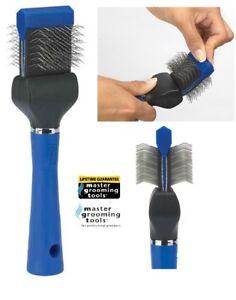 Master-Grooming-Tools-Extra-Firme-Flexible-Carda-Cepillo-Cabello-Tapete