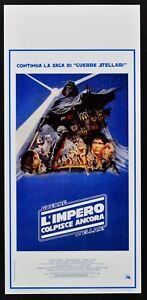 Plakat-L-039-Empire-Strikes-Anker-Star-Wars-Star-Wars-George-Lucas-L119