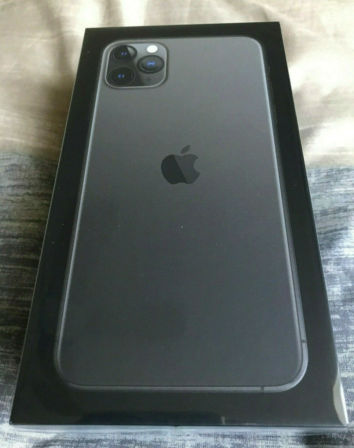 New Apple Iphone 11 Pro Max 64gb Space Gray Factory Unlocked