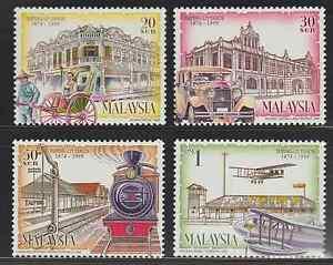 239-MALAYSIA-1999-125TH-ANNIVERSARY-OF-TAIPING-SET-FRESH-MNH