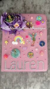 Tinkerbell disney princessfairy ipad 2 3 4 or tablet case la imagen se est cargando tinkerbell disney princessfairy de ipad 2 3 4 voltagebd Image collections