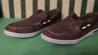 Men's Franco Vanucci Johnny-1 Slip-on Shoe Color: Brown Size: 8.5 M