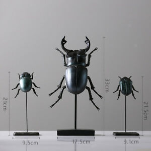 Resin-Modern-Insect-Figurine-Statue-Abstract-Art-Sculpture-for-Home-Decor-PICK