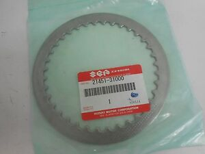 CLUTCH FRICTION PLATES Fits SUZUKI DR370 PE250 RM250 SP370