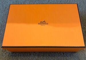 Authentic-Hermes-Paris-Empty-Box-Box-Gift-Storage-Small-19-12-5cm