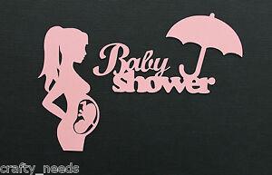 5sets-Baby-Shower-Set-Silhouette-Paper-Die-Cuts-Scrapbooking-NOT-a-DIE