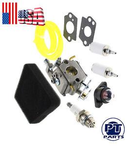 Carburetor-For-Walbro-WT-637-WT-662-Zama-C1U-W8-Craftsman-Sears-Poulan-C1U-W14