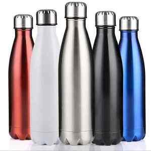 1000ML-Frasco-De-Vacio-Doble-Pared-Botella-Agua-Acero-Inoxidable-Aislamiento