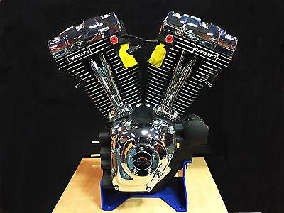 Harley-Davidson 120ST Motor & Induction Module