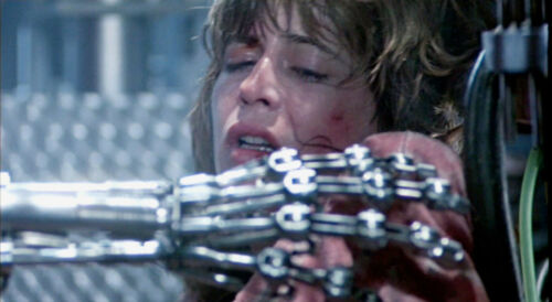 Terminator 1 T800 Endo Arm Right //Left 21 Inch KIT w//base ILLUMINATED 2021-D 1:1