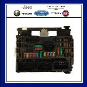 new genuine engine bay fuse box for peugeot 307 607 807 expert rh ebay com