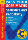 Pass Your GCSE Maths: Probability and Statistics by Andrew Brodie (Paperback, 2004)