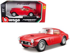 Ferrari LaFerrari rojo escala 1:64 de Bburago