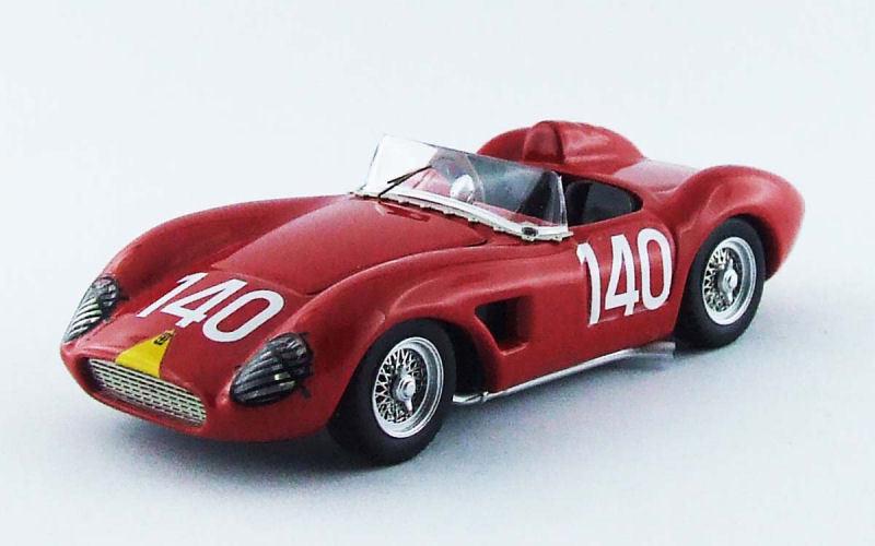 Ferrari 500 trc  140 accident targa Florio 1959  sarrabba Lo Coco 1 43 Model  acheter une marque