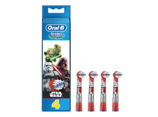 Braun Oral B Stages Star Wars Toothbrush Heads 4 Pieces