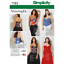 Misses and Plus Size Corsets Vintage Amazing Fit Simplicity Sewing Pattern 1183