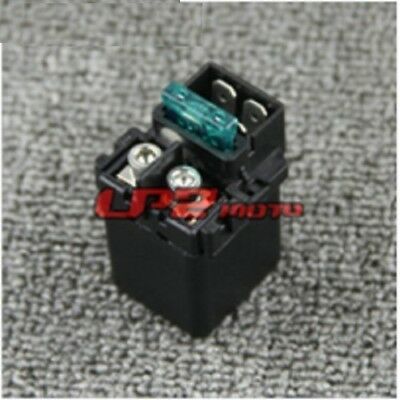 Starter Relay Solenoid For Honda CA125 Rebel CB250 CB400SF CB1300 CBR400 CBR1000