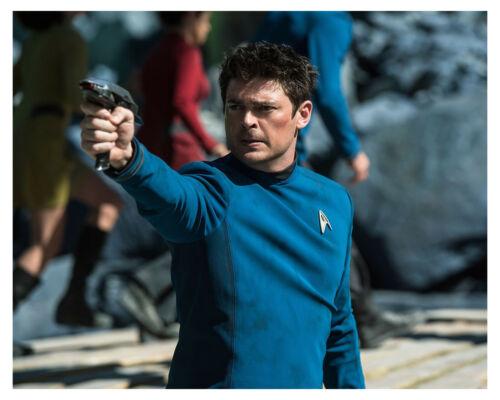 "Star Trek-- as /""BONES/"" Glossy 8x10 Photo KARL URBAN"