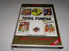 Total Fun Pack Nintendo HES NES Boxed PAL Preloved *Complete* Piggy Back