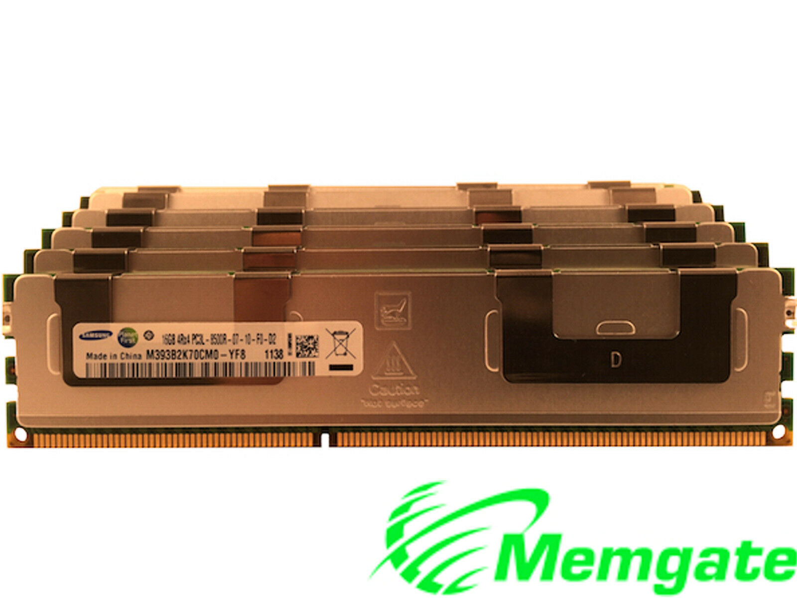 64GB (4 x16GB) Memory For Dell PowerEdge R520 R5500 R610 R620 R710 R715. Buy it now for 107.70