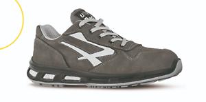 Hombre U-Power Kickers S3 Src gris Seguridad Zapatillas - Varias Tallas