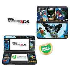 Lego Batman 2 DC Super Heroes Vinyl Skin Sticker - NEW Nintendo 3DS with C Stick