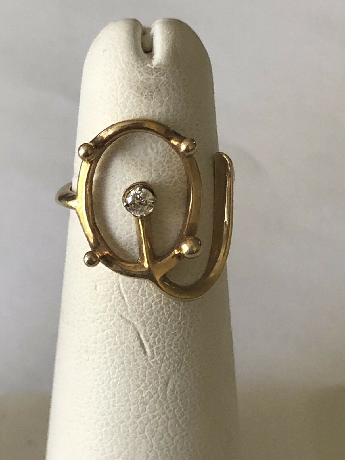 14k Diamond Ring 31 2