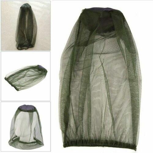 Chic Nylon Netz Mücke Moskitonetz Gesichtschutz Hut für Reise Polished ogzl #wsh