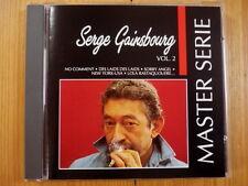 Serge Gainsbourg Master Serie Vol. 2 / POLYGRAM CD 1991