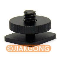 "DSLRKIT 1/4""-20 Tripod screw to Flash Hot Shoe Mount Adapter"