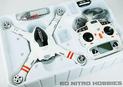 Walkera RC QR X350PRO RTF Quadcopter w/ Devo 10 Transmitter/ Battery / Charger