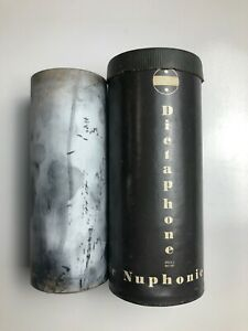Antique-Unused-Edison-Nuphonic-Dictaphone-Cylinder