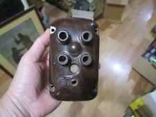 Nos American Bosch Type Mjc 4 Cylinder Magneto Distributor Cap