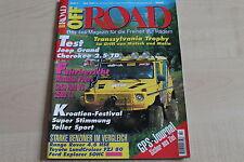 163861) Range Rover 4.6 HSE vs Ford Explorer - Off Road 07/1997
