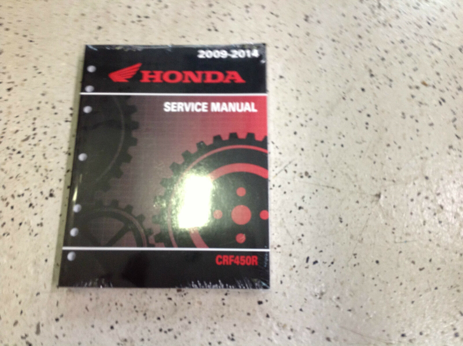 2011 2012 2013 HONDA CRF450R CRF 450 R Service Repair Shop Manual BRAND NEW  Book | eBay