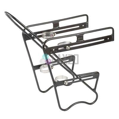 Zefal Raider Alloy Universal Fit Bicycle Pannier Rack Black Lightweight 950g