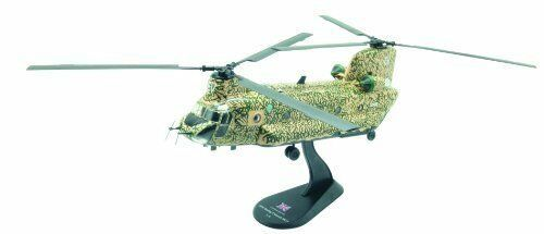 Boeing Chinook HC.1 diecast 172 helicopter model Amercom HY-14