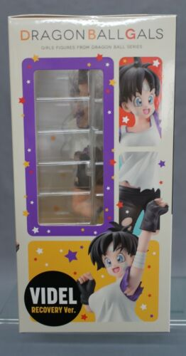 IN STOCK DBZ Megahouse Japan NEW Dragon Ball Gals Videl Recovered Ver