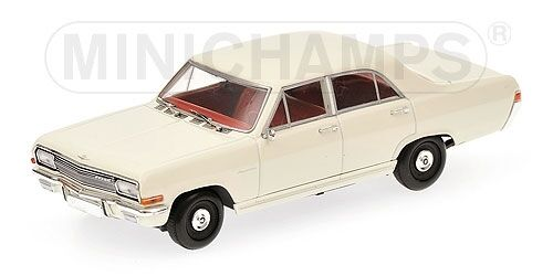 Opel Kapitan 1964 blanc 1 43 Model MINICHAMPS