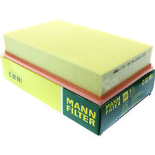Mann C27009 Air Filter Element Flat 24mm Height 269mm Length 191mm Width Service