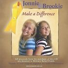 Make a Difference [Single] by Jonnie and Brookie Allen (CD, Jun-2004, Jonnie and Brookie Productions)