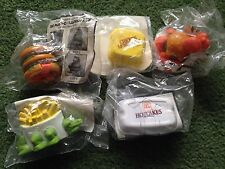VINTAGE MCDONALDS HAPPY MEAL TOY MC DINO CHANGEABLES LOT OF 5