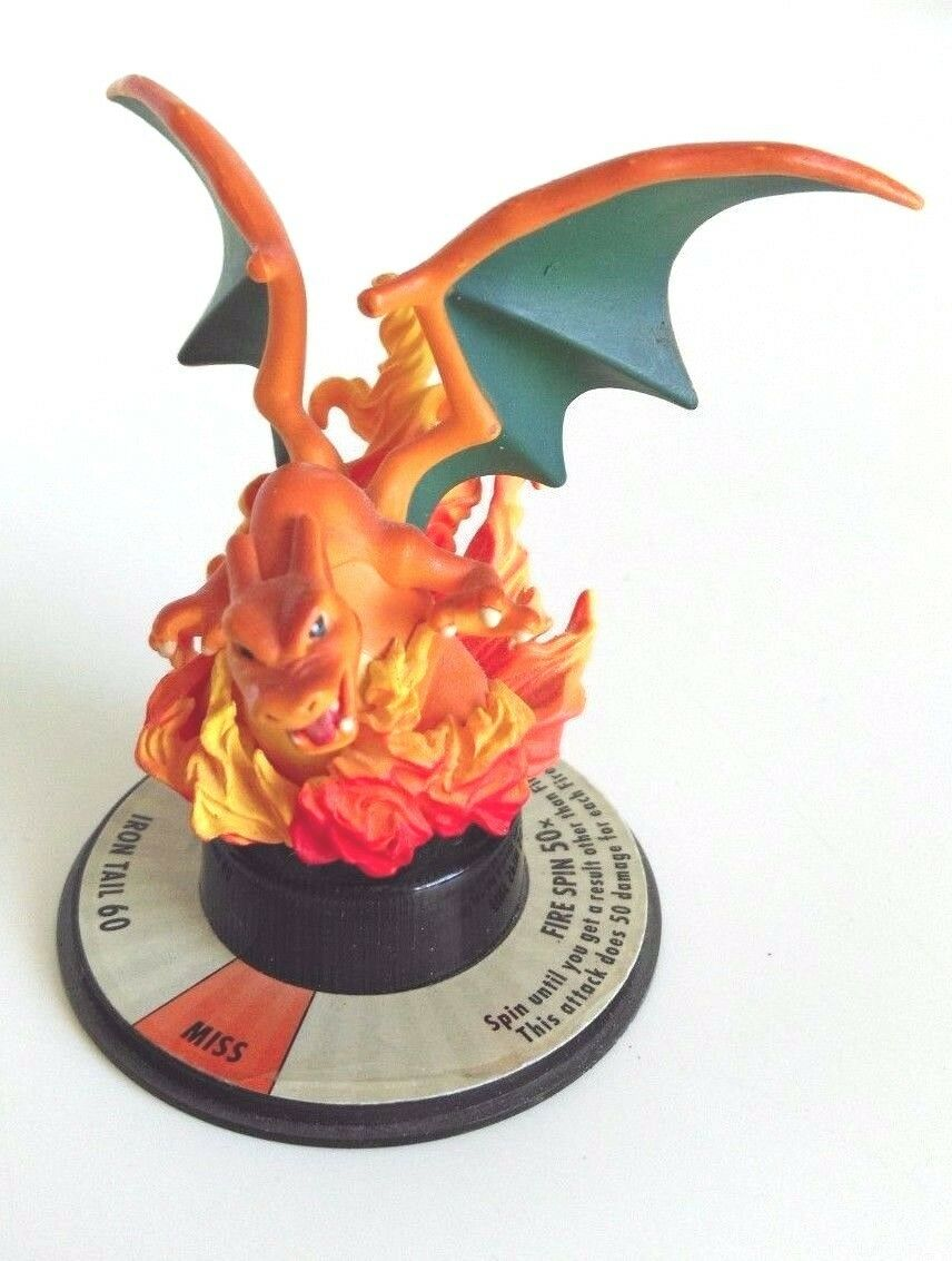 Pokemon Trading Figure Game Next Quest - Charizard Original Figure - Rare